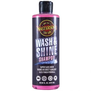 Wash&Shine Shampoo