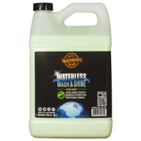 Waterless Wash & Shine 1 Gal