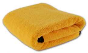 Gold Plush XL Microfiber Towel 64x92cm