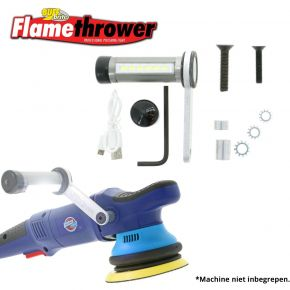 Buff Brite Flamethrower Luce Led